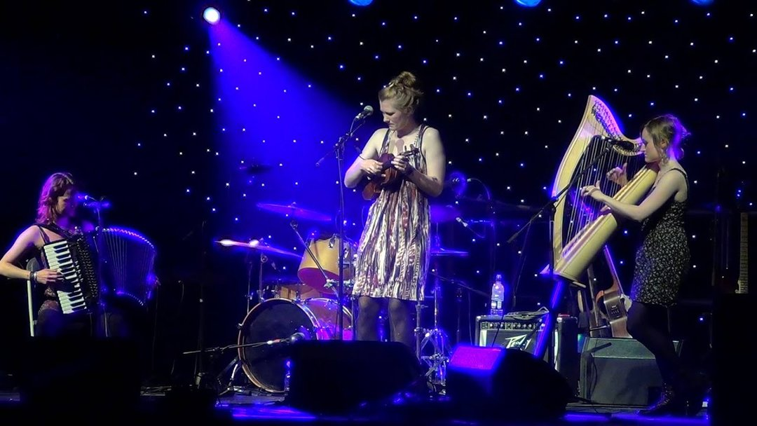 Lady Maisery Get Cosy At Kings Place