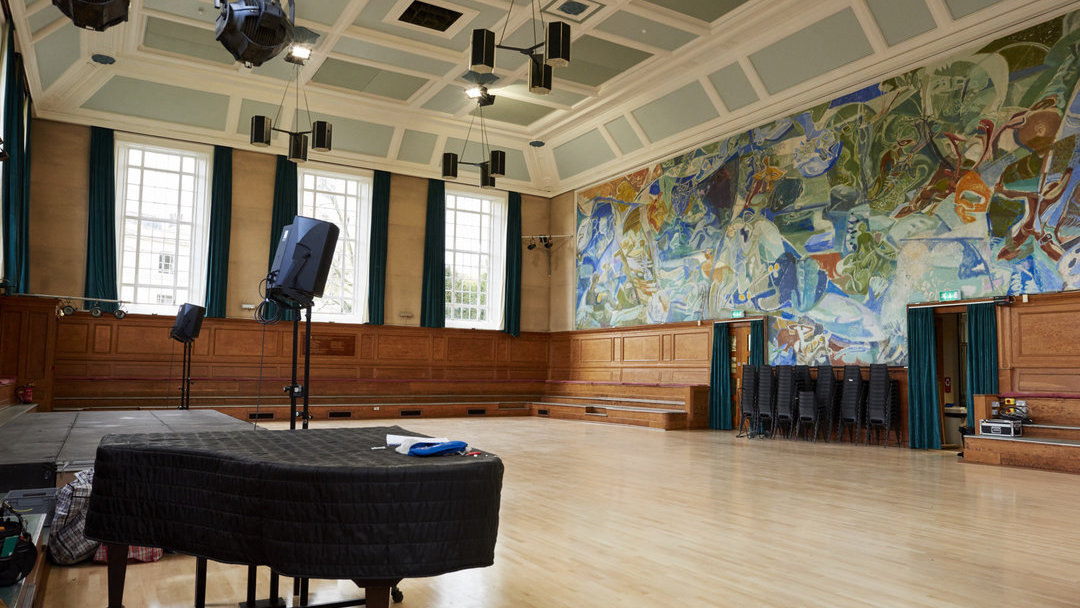Cecil Sharp House: Folk Is Not Dead