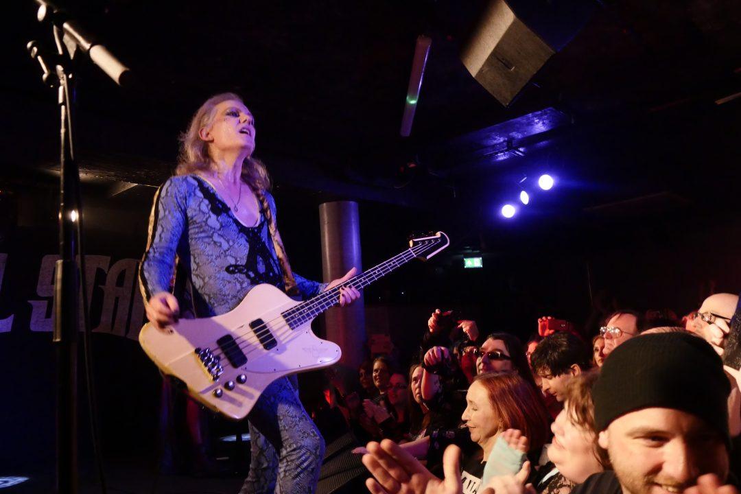 Rachel Stamp live at The Underworld