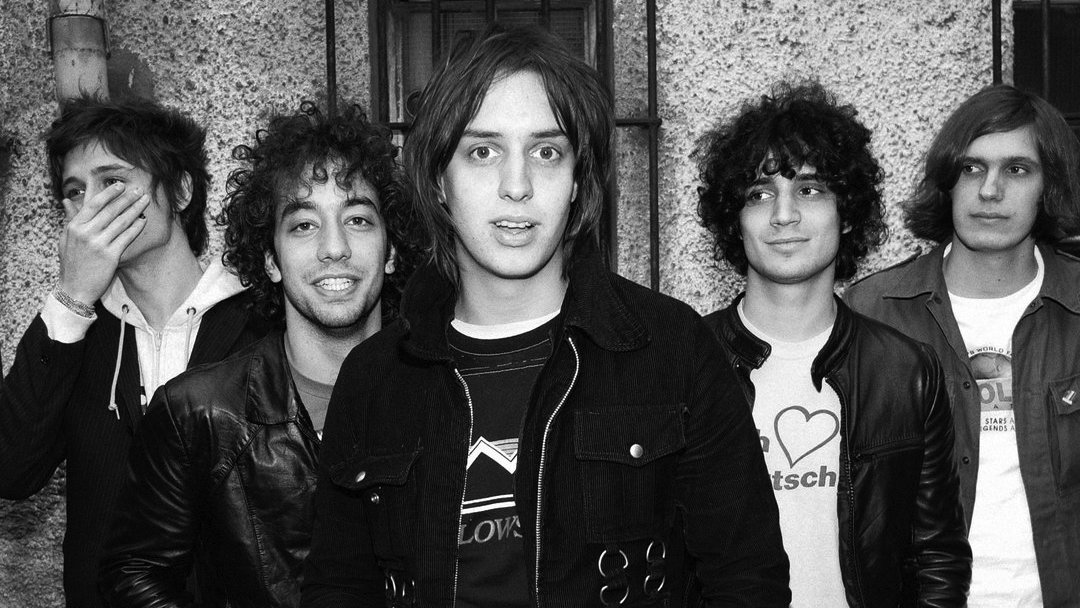 The Strokes Return to London