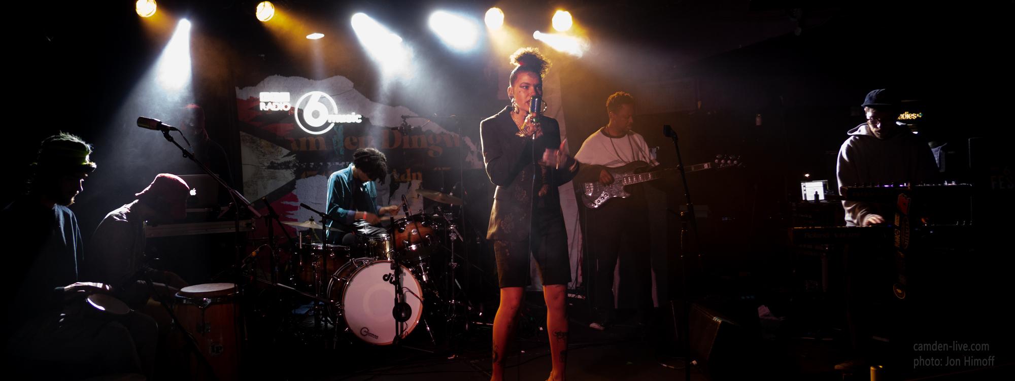 Greentea Peng Kicks Off BBC 6 Music Festival